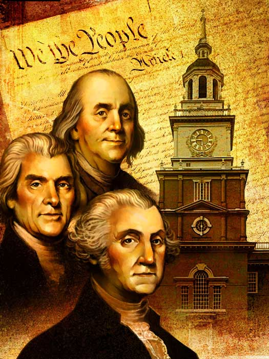 The Timeless Relevance Of The Founding Fathers