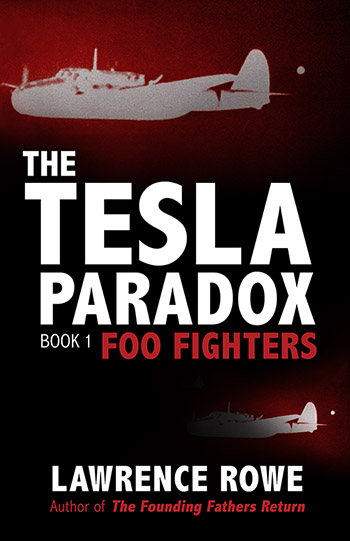 The Tesla Paradox Foo Fighters Book Cover